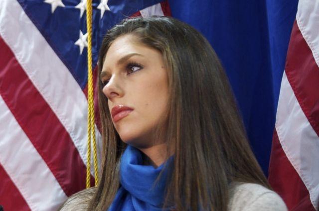 Дочь посла США вРоссии назвала Трампа диктатором исразу извинилась
