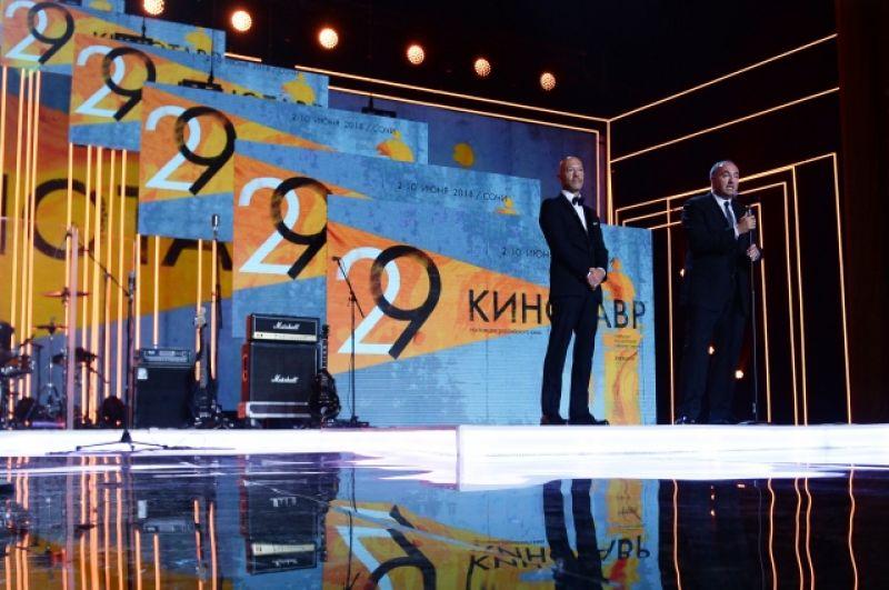 Режиссёр Фёдор Бондарчук и президент