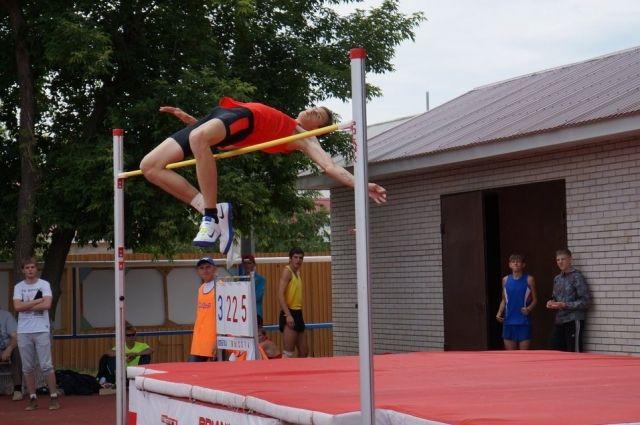 12 июня в с.Дедуровка пройдет турнир по легкой атлетике.