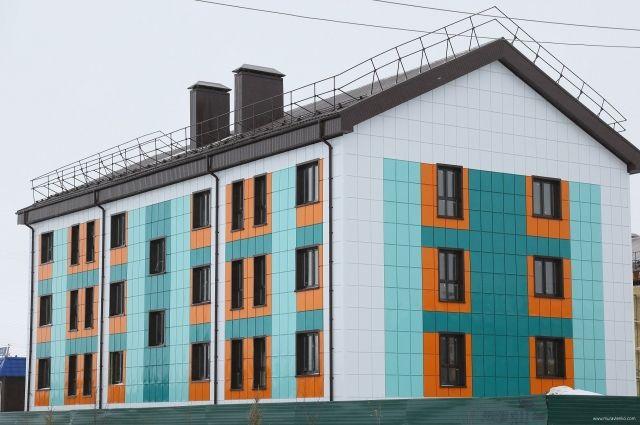 В Муравленко накануне Нового года 65 семей отметят новоселье