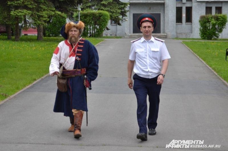 На 100-летии Кемерова связь времён ощущалась чётко: острог, Щеглово, Щегловск, Кемерово. И у каждой эпохи на празднике был свой герой.