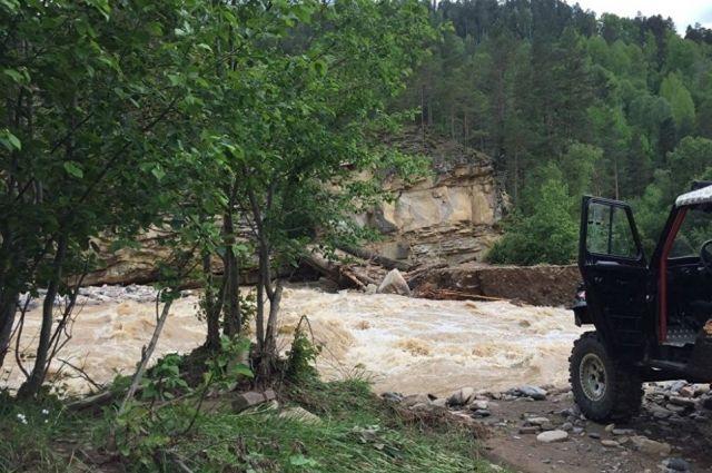 В Карачаево-Черкесии 59 туристов оказались заблокированы в горах