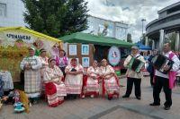 В Тюмени концертами и гуляньями встречают День России