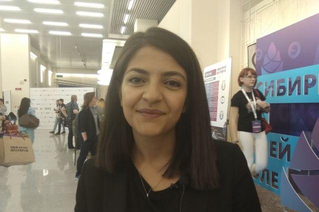 Светлана Данилян: «Переход СМИ в соцсети это нормально»