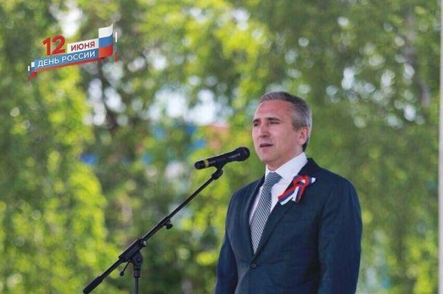 Александр Моор: «День России имеет огромное значение для каждого»