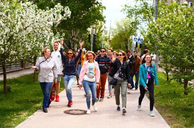 В тур по Тюменской области отправились блогеры со всей России