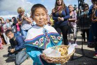 Ямальский чум в Тюмени всегда полон гостей