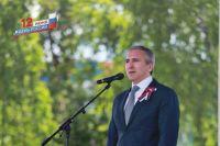 Александр Моор отметил, что Тюменская область – образец национальной дружбы