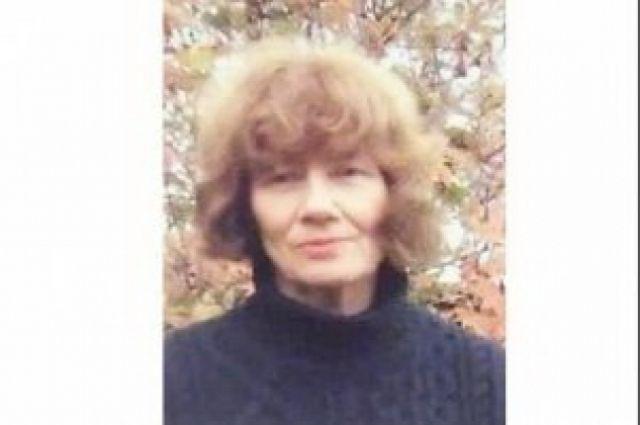 В садовом обществе пропала женщина
