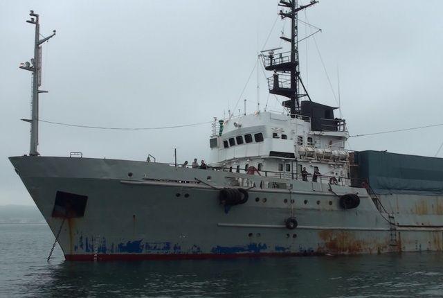 Моряки РФ иУкраины попросили орепатриации изЯпонии