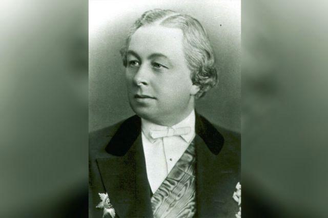 Александр фон Гойнинген-Гюне: гражданский губернатор, барон, тайный советник.