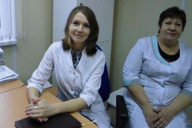 Все специалисты Мясниковской больницы стараются относиться к рабоет с душой.