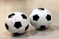 Главным призом станут мячи с автографами игроков футбольного клуба «Иртыш».