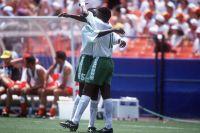 Футболисты Саудовской Аравии на ЧМ-1994.