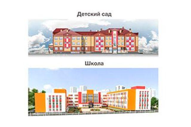В Тобольске строят школу со студией звукозаписи и музеем