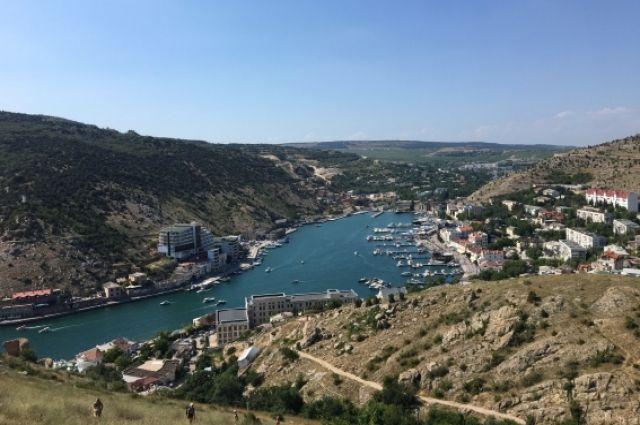 Весь аннексированный Крым остался без света