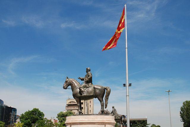 Президент Македонии назвал стремление  переименовать страну политической самодеятельностью