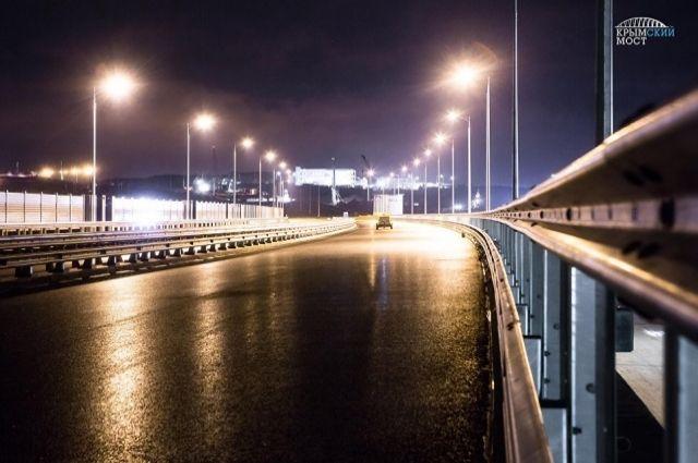 Подача электрической энергии  вКрым возобновлена