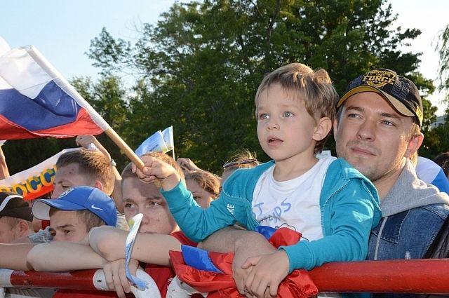 Часть иркутских болельщиков увидят матчи мундиаля «вживую».
