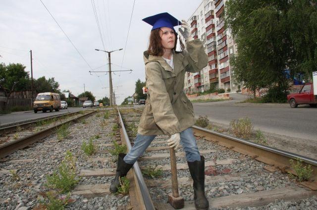 Более половины молодых людей вынуждены работать не по специальности.