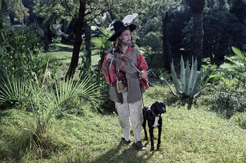 «Жизнь и удивительные приключения Робинзона Крузо» (1972).