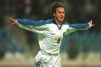 11 октября 2000 года. Россия - Люксембург. Счёт в матче открыл Максим Бузникин.