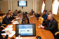 """Встреча представителей """"МРСК Сибирь"""" и владельцев дачных участков."""