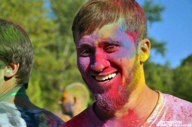 В Барнауле пройдёт Фестиваль Красок «Happy Color Fest».