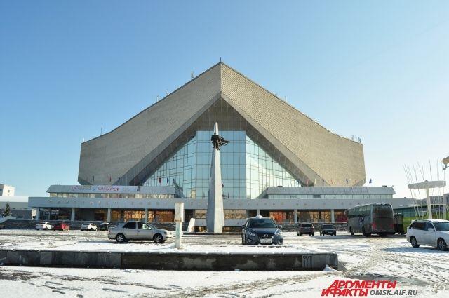 СКК им. Блинова давно уже нуждается в ремонте.