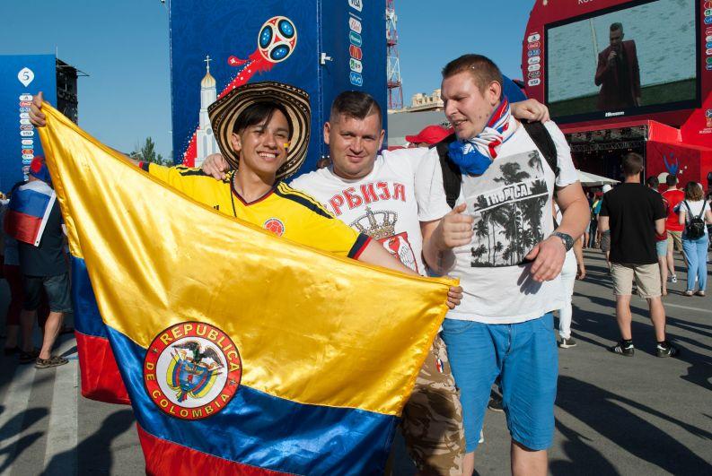 На открытие фестиваля пришли несколько тысяч человек.