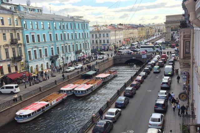 Проект «Умный Петербург» был представлен Смольному
