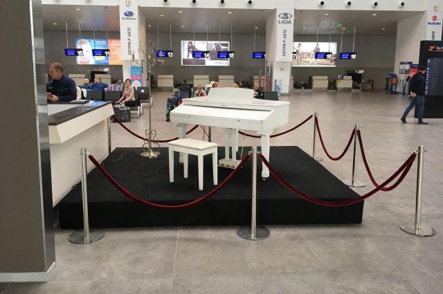 Концерты в аэропорты будут проходить с 13 по 25 июня.