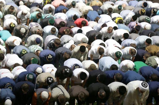 Мусульмане всего мира отмечают праздник Ураза-байрам.