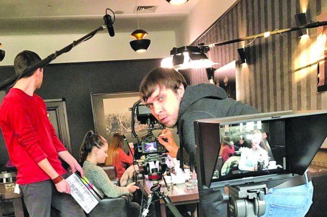 Фильм полностью снят в Омске.