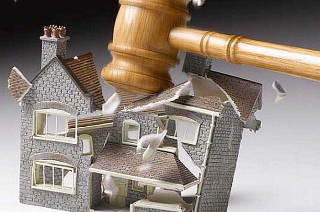 Нелегальную постройку нагоре Машук снесут порешению суда