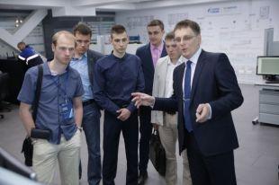 Экскурсия по технопарку в Омске.
