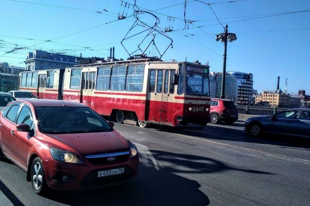 В связи с ремонтом закрывается движение трамваев