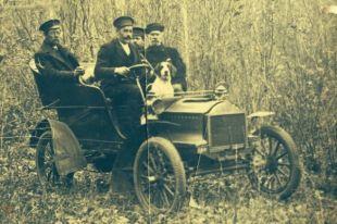 Один из первых автовладельцев Уфы Сергей Стуколкин