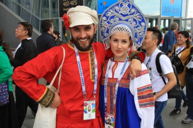 Россияне, в основном, болели, за Марокко. Пляжи этой страны любят многие.