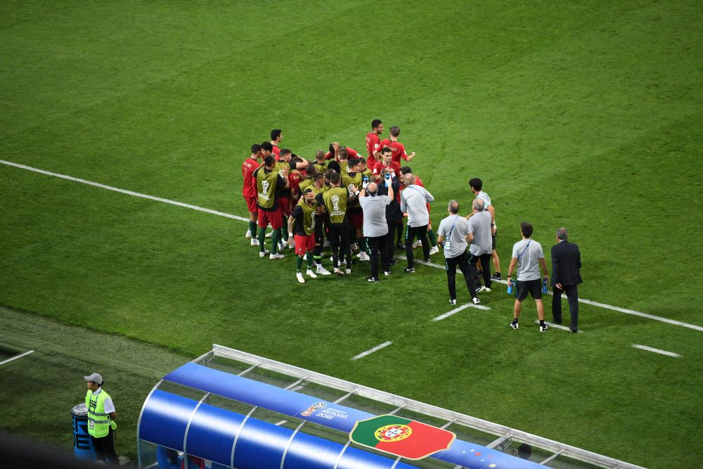 Букмекеры пророчили выигрыш сборной Испании.