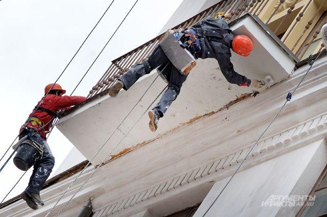 В Винзили «капиталят» три дома, еще четыре – на очереди