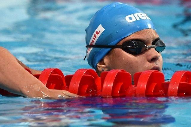 Мария Каменева показала третий результат на дистанции 50 м вольным стилем.