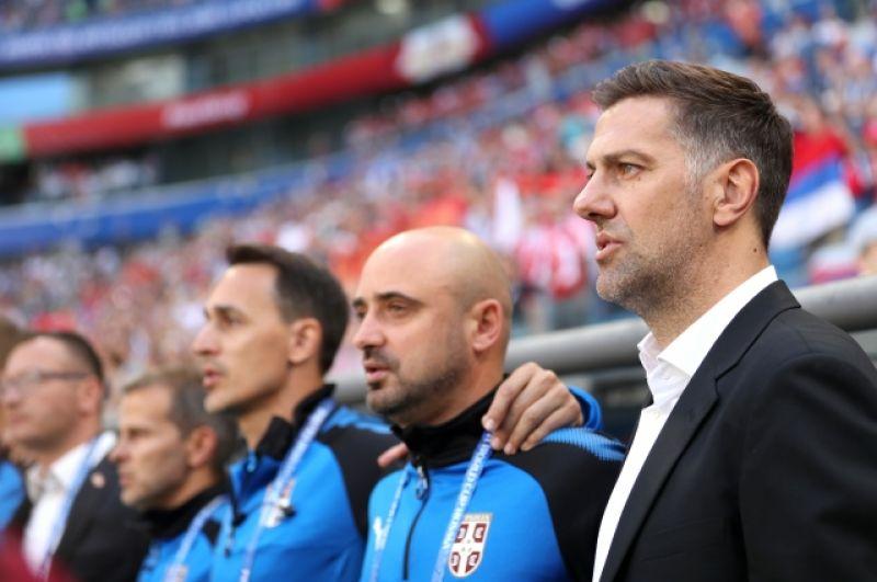 Млааден Крстааич, главный тренер сборной Сербии.