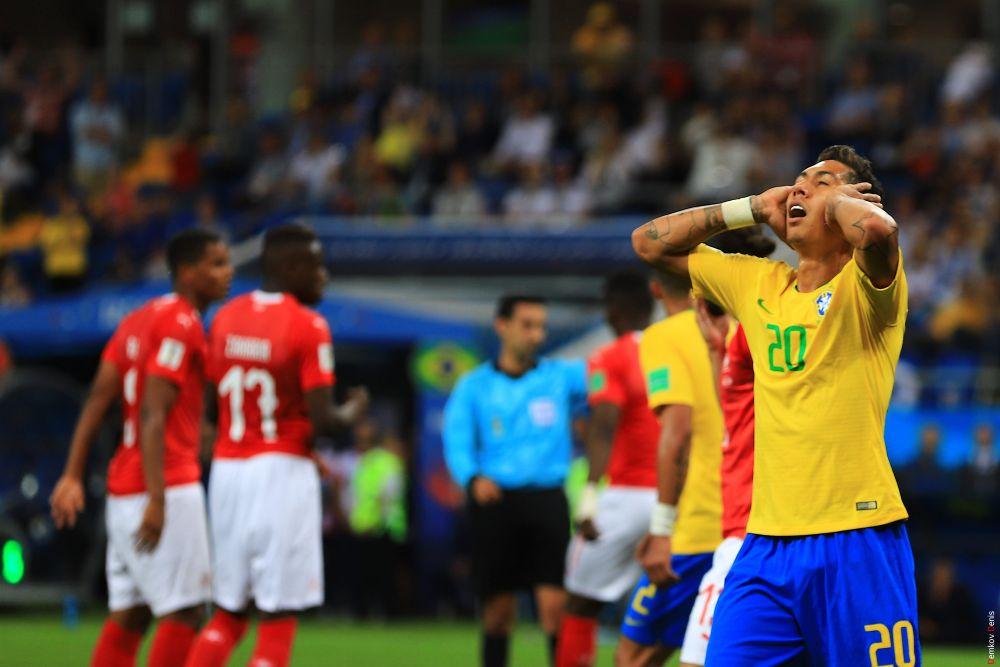 Кажется, бразильские футболисты и сами не ожидали такой развязки.