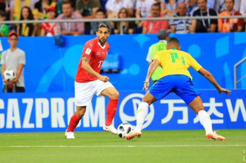Швейцарцы не стали пасовать перед титулованными соперниками.