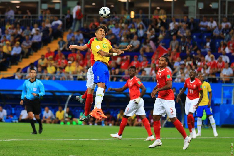 А сборная Швейцарии, даже не выиграв, сделала счёт матча сенсационным.
