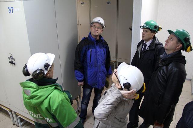 Эксперты уделяли повышенное внимание тому, насколько санитарно-бытовые условия соответствуют нормативным требованиям в душевых комнатах, помещениях для переодевания и хранения спецодежды, комнатах для приёма пищи.
