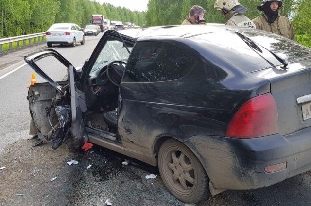 Авария произошла в 18.54, когда люди возвращались домой с дач.
