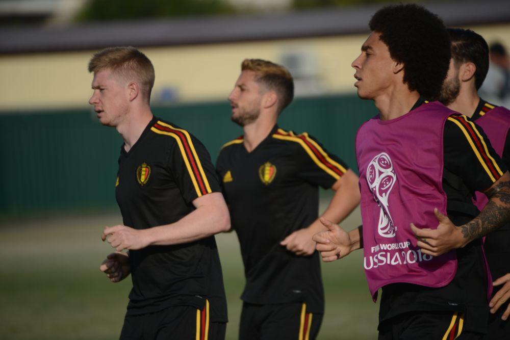 В начале сентября 2017-го Бельгия первой из европейских сборных (после России) оформила себе путевку на чемпионат мира-2018.