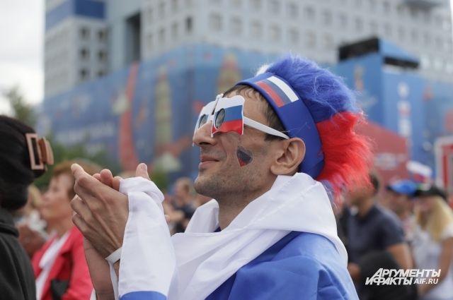 Опубликована программа фан-зоны в Калининграде в день матча сборных России и Египта.